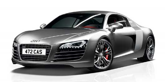 Audi lança o R8 limited edition