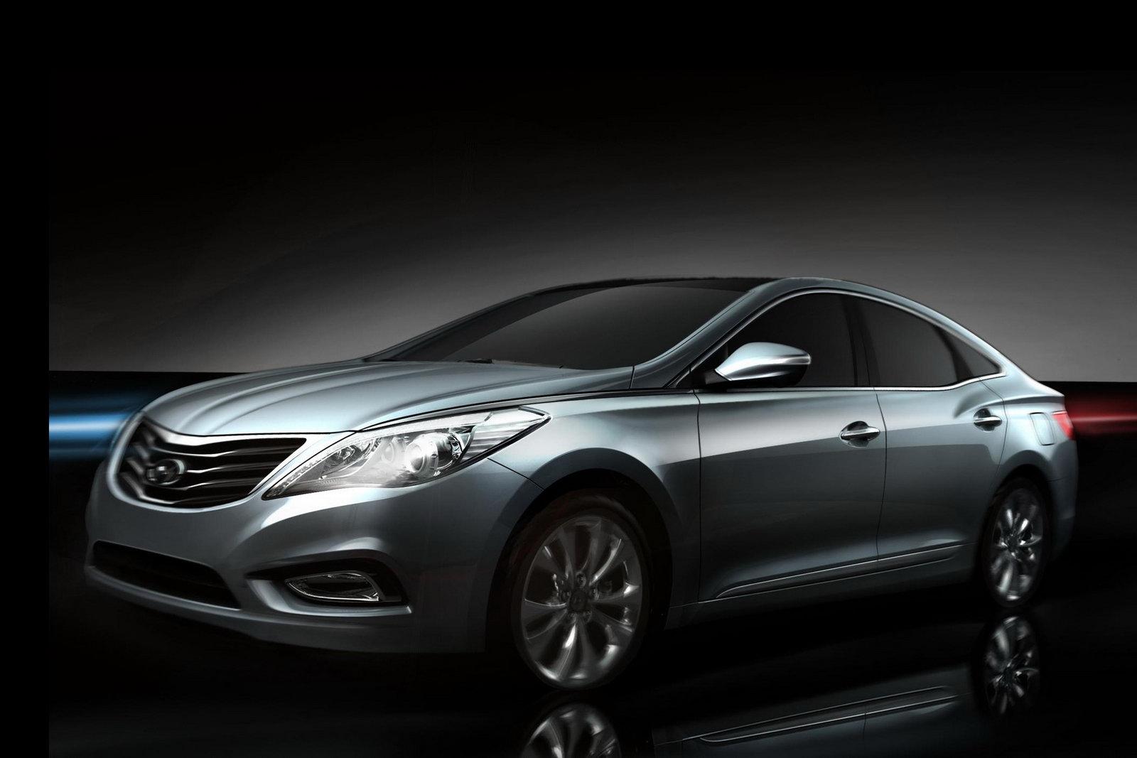 Hyundai confirma lançamento do Azera 2012