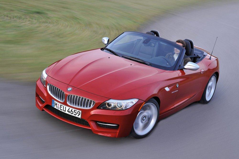 Conheça a nova linha da BMW Z4 2012