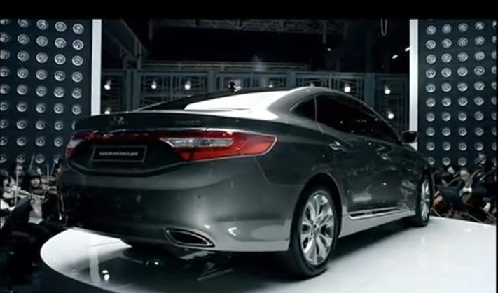 azera 2012 Comercial do Hyundai Azera 2012
