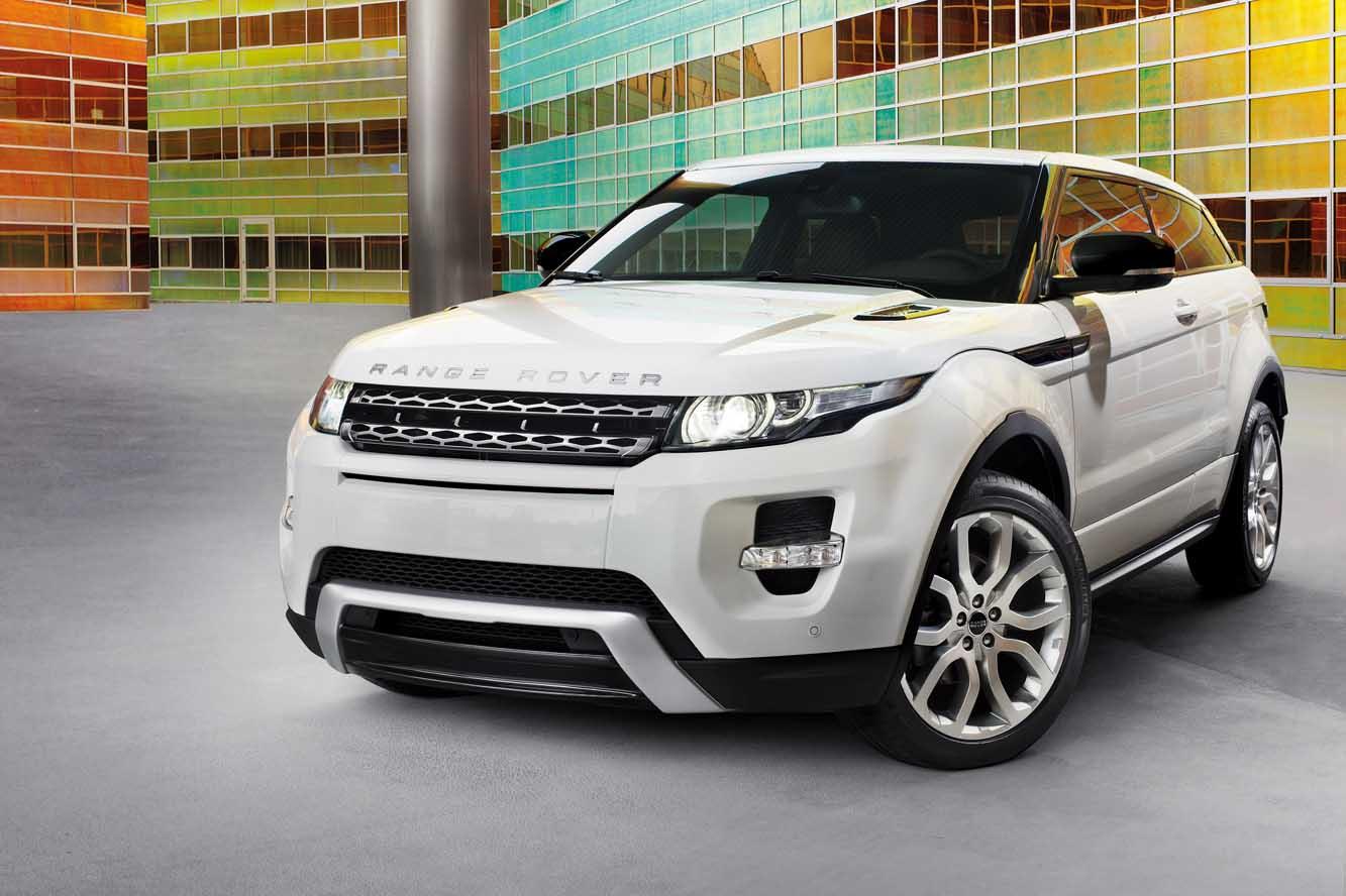 Sucesso Da Range Rover Evoque Incentiva Novas Contrata 231 245 Es